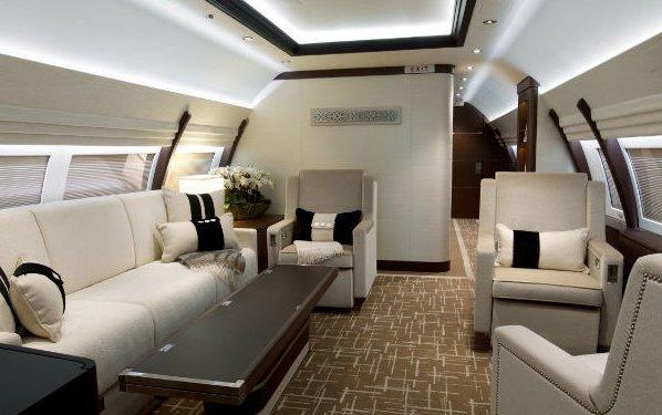 Comlux America completes another ACJ320 VIP interior