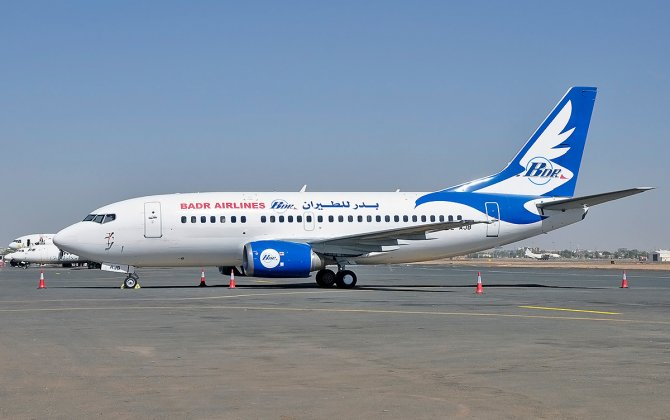 Sudan's Badr Airlines leasing an Armenian B737