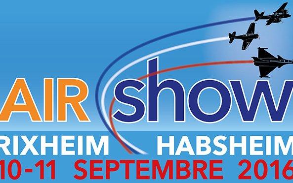 Airshow Rixheim Habsheim 2016 : l'événement aéronautique alsacien de l'année !