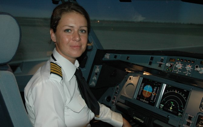 Etihad Airways celebrating Emirati Women in Aviation