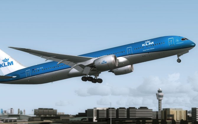 KLM switches six Boeing 787-9s to 787-10s