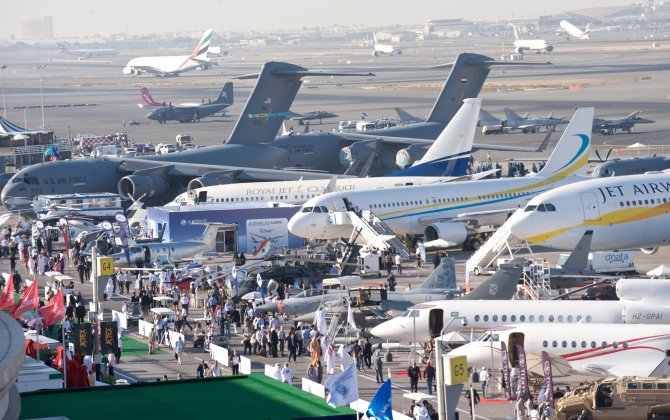 Dubai Airshow 2015 - are you ready?