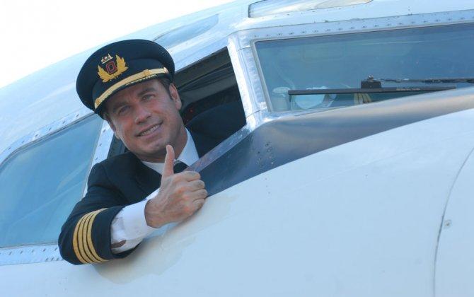Celebrity Pilots - do you know them - JOHN TRAVOLTA