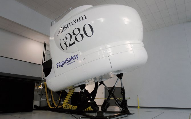 FAA certify Second FlightSafety G280 simulator to Level D