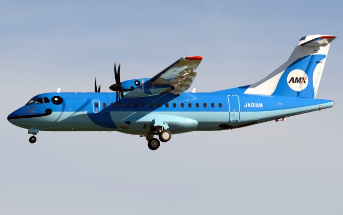 ATR enters Japan with first ATR 42 delivery to Amakusa Airlines
