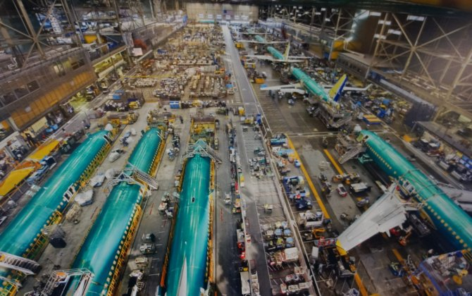 Boeing on track to meet 737 MAX production targets: spokesman
