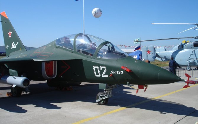 Pakistan is interested in purchasing Yak-130 operational trainers