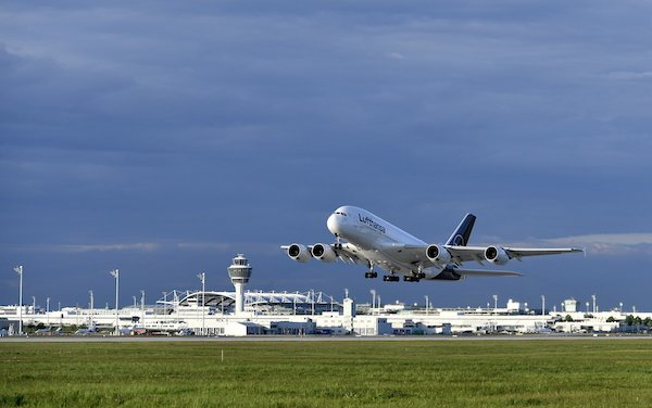 10th consecutive record-setting year for Munich Airport
