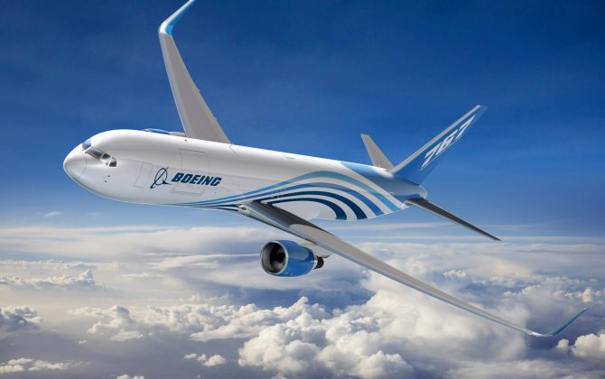 Boeing records new B737, B767 freighter orders