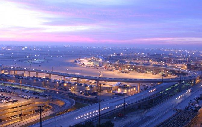 Dallas/Fort Worth International Airport Celebrates A Decade of International Terminal D