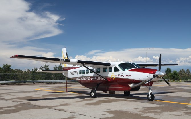 Former New Mexico Airlines boss arrested for fraud