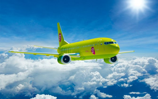 S7 Airlines increased its passenger turnover by 7.2%