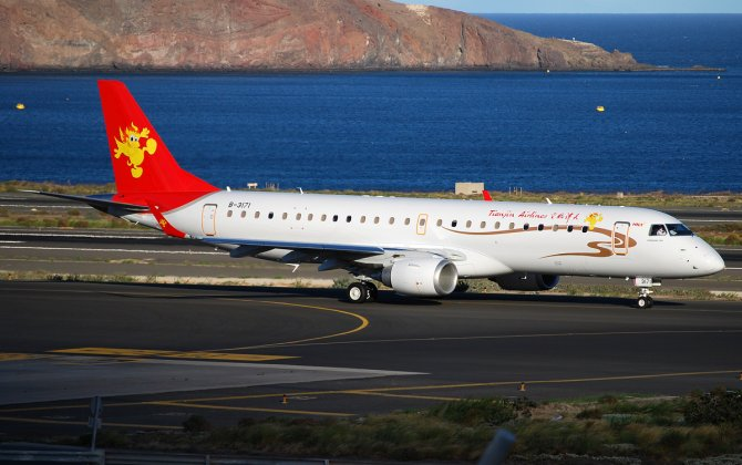 China's Tianjin Airlines to set up Sichuan subsidiary