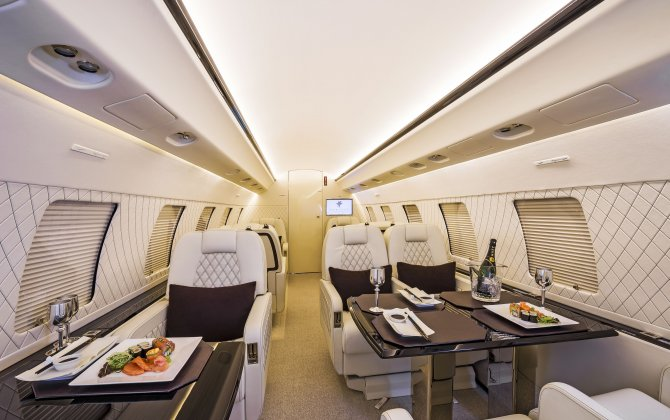 Vertis adds Global jet to South African fleet