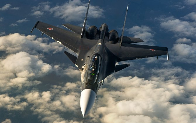 Aviation of Russian navy will take delivery of more than 50 Su-30SM fighters by 2020