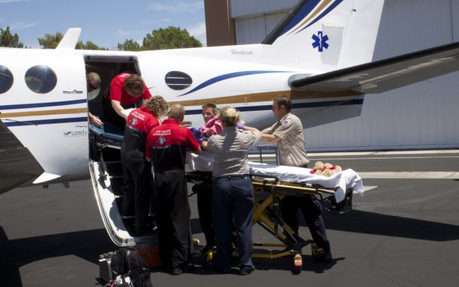 Miracle Flights for Kids® Celebrates 30 Yrs. of Service with New Logo