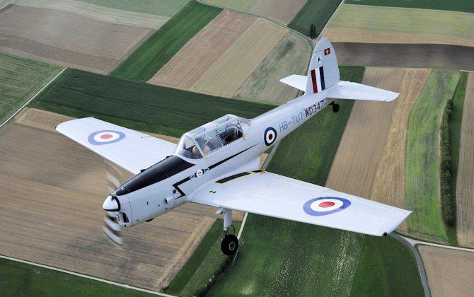 De Havilland Canada D.H.C. 1 T.Mk.22 « Chipmunk »