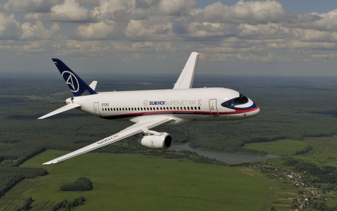 IFC, RedWings and Sky Angkor Airlines - delivery of Sukhoi SuperJet 100 aircraft to Cambodia