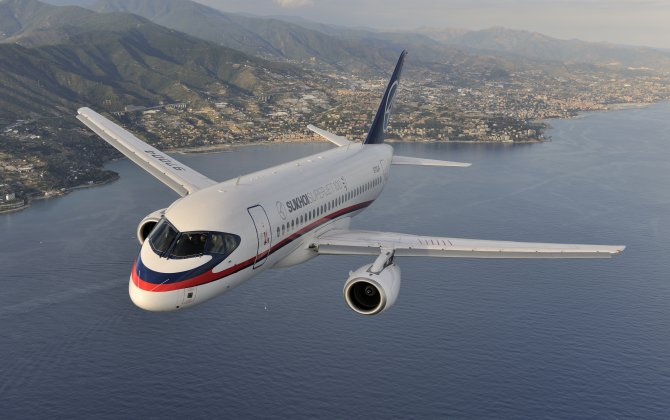 VEB and IFC signed a memorandum of cooperation for delivery of Sukhoi SuperJet 100 aircraft to Europe