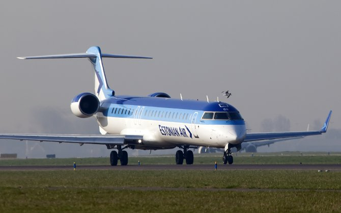 Estonian Air earned profit in June and July 2015