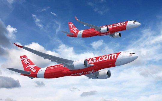 12 more A330neo and 30 A321XLR aircraft ordered by AirAsia X