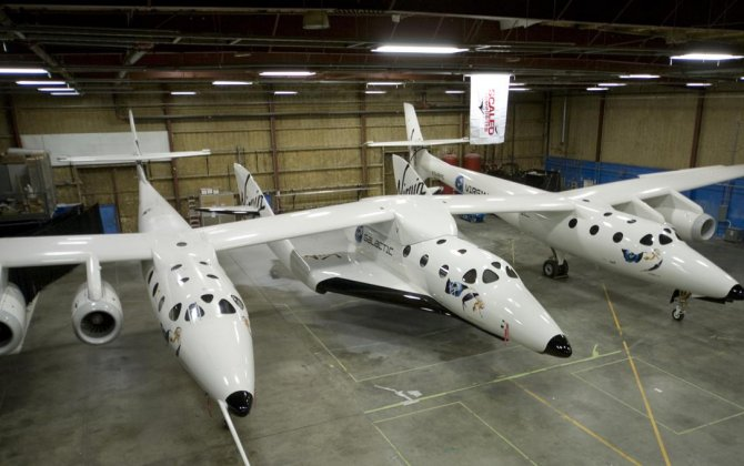 Virgin Galactic names new pilot for world's first commercial space line
