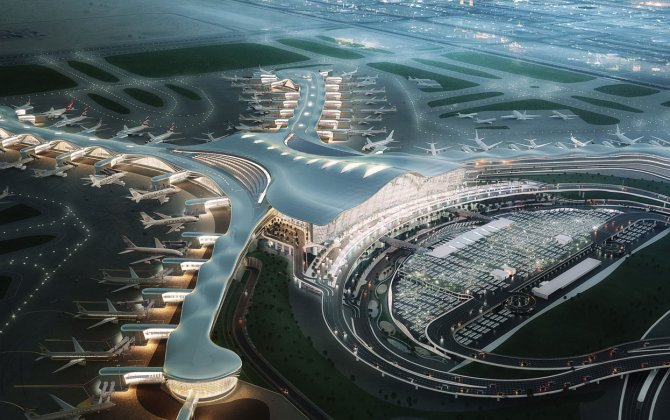 Double passenger record for Abu Dhabi International Airport in July