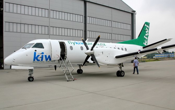 C&L Brokers Deal for Sale of Saab 340A to Kiwi Regional