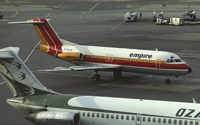 Empire Airlines announced changes in the executive structure