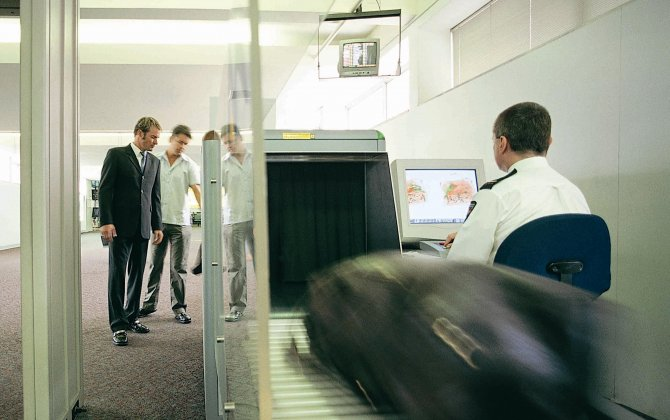 Finavia will introduce new technology in security check