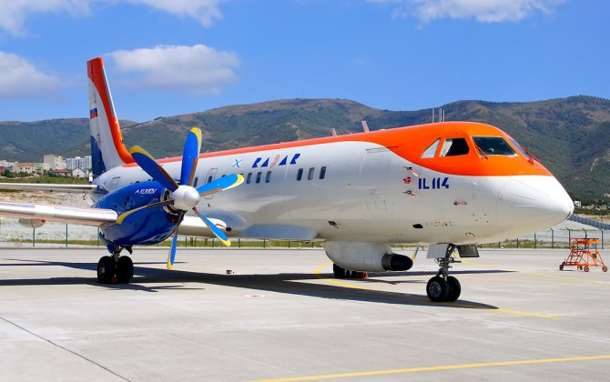 UAC to spend 19 billion rubles on development of Il-114 passenger aircraft
