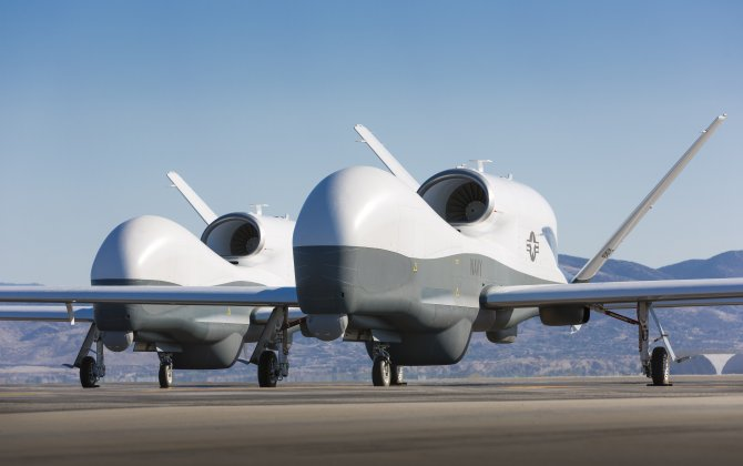 Australian Minchan Aviation to provide structure components for MQ-4C Triton UAS