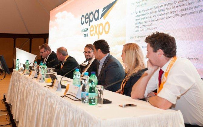 CEPA Expo, 14th-15th October, 2015, Prague