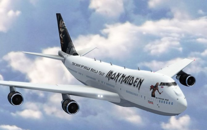 Metal band Iron Maiden to fly with Air Atlanta Icelandic