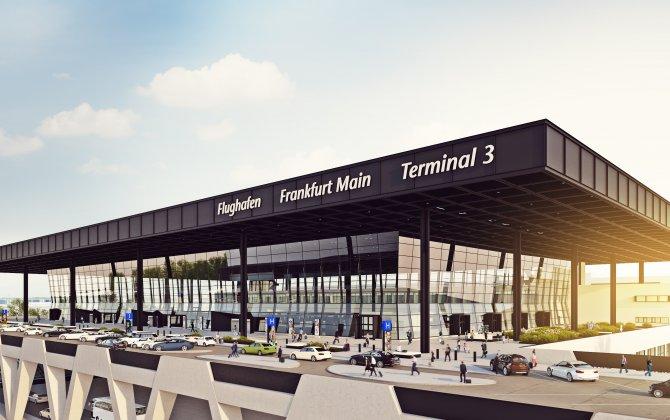 Frankfurt Airport - Construction of its new €3 billion Terminal