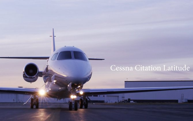 Cessna begins Latitude deliveries