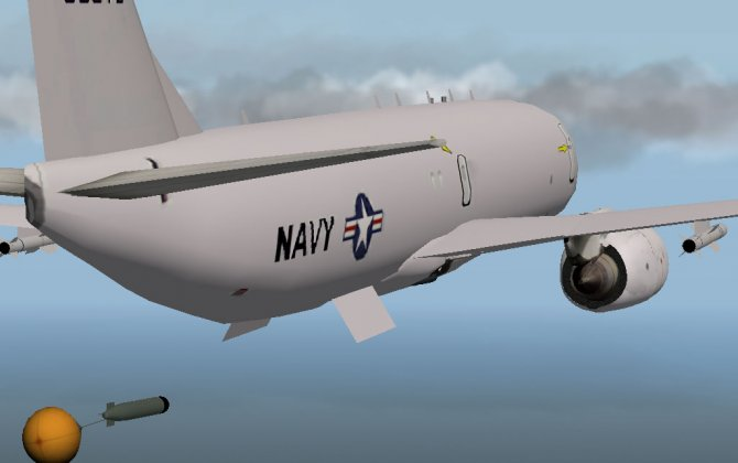 U.S. Navy Awards Second P-8 Full-Rate Production Contract