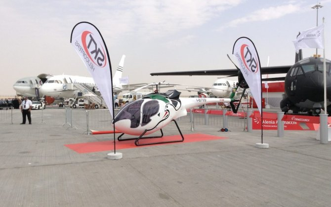Abu Dhabi to hold its first helicopter exhibition in 2016