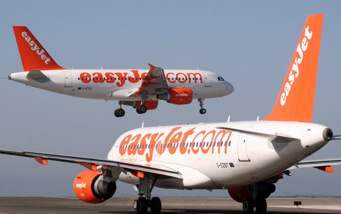 easyJet Flight Diverted After Popped Champagne Cork Causes Oxygen Masks to Drop from Ceiling
