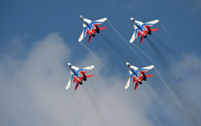 More than 152,000 spectators visit MAKS'2015 aerospace show on Saturday