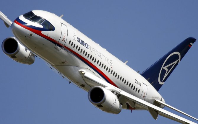 SCAC may deliver Sukhoi SuperJet 100 aircraft to Iran if sanctions are lifted