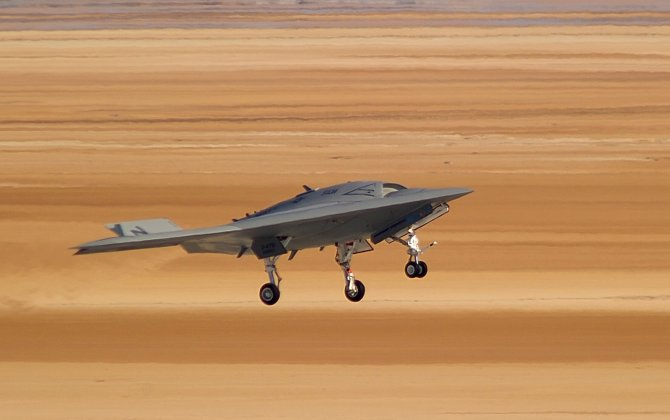 High-speed UAV Fregat was presented at MAKS-2015 airshow