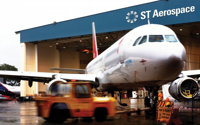 ST Engineering's Aerospace Arm Reorganises Its Aircraft Leasing Business