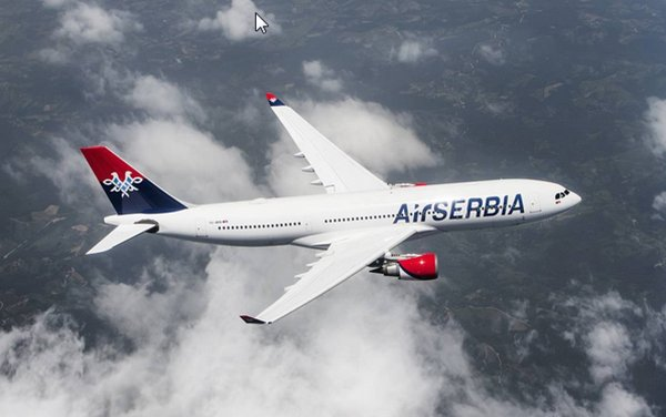 Air Serbia names A330 aircraft after legendary Serbian inventor Nikola Tesla