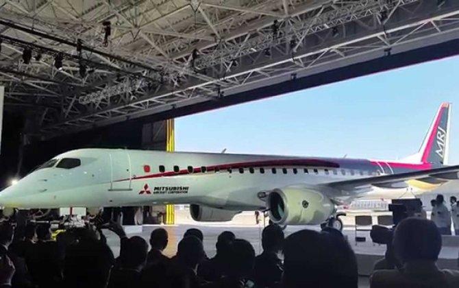 First MRJ test flight scheduled for latter half of October
