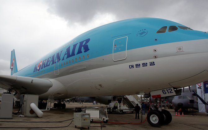 Korean Air Pilots Protest Influx of Malaysian Flight Crew