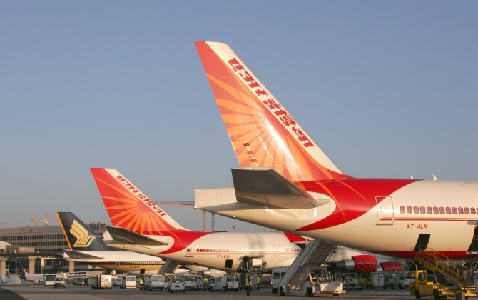 Did Air India allow 90 crew members to skip compulsory medical check?