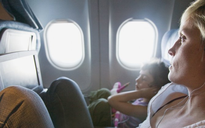 Does Air Quality on Planes Make You Ill? 1 in 5 Passengers Believe Flights Have Made Them Sick