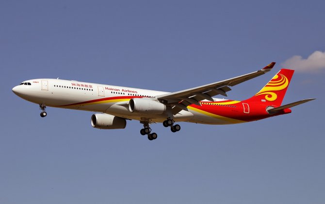 Hainan Airlines Takes Delivery of Its 10th A330-300 Aircraft