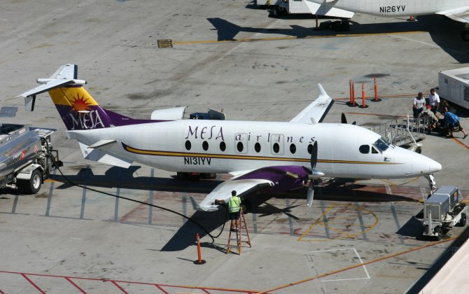 FAA Proposes $174,600 Civil Penalty Against Mesa Airlines